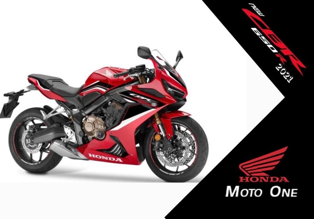 Honda CBR 650 R 2021