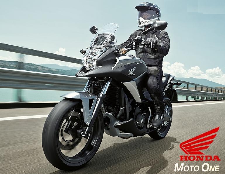 Honda Moto tutte le novità 2015