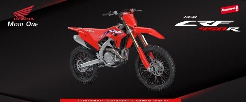 CRF 450R 2021